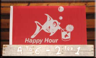 2 for 1 happy hour